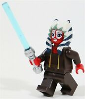 LEGO STAR WARS YOUNG SHAAK TI JEDI MINIFIGURE - MADE OF GENUINE LEGO PARTS