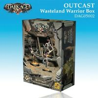 Dark Age: Wasteland Warrior Unit Box - DAG05002