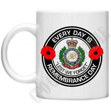 Royal Engineers ogni giorno è RICORDO giorno ARMISTIZIO Militare Poppy TAZZA 10 OZ (ca. 283.49 g)