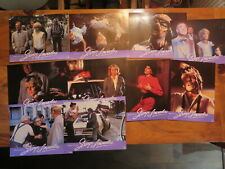 Original Lobby Card Set Front of House Cards STRANGE INVADERS 1983 NANCY ALLEN