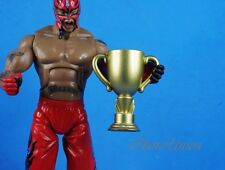 WWE Wrestling Figure Elite Accessories Champion Trophy Cup Figure Model A628