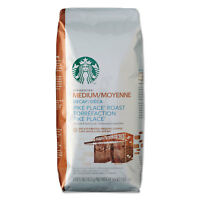 Starbucks Coffee Ground Pike Place Decaf 1lb Bag 11029358