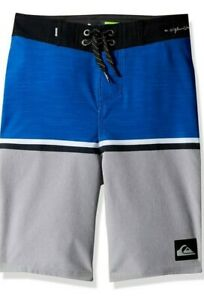 Quiksilver Boys' Highline Division Board Shorts - Size 10/25 - NWT - MSRP$45.00
