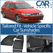Saab 9-5 Estate 2001-2005 CAR WINDOW SUN SHADE BABY SEAT CHILD BOOSTER BLIND UV