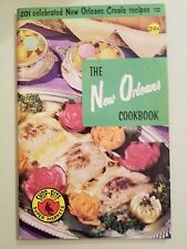 Culinary Institute THE NEW ORLEANS Cookbook Shop-Rite VINTAGE