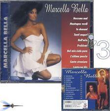 MARCELLA BELLA CD OMONIMO 1998 - NUOVE REGISTRAZIONI