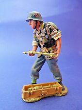 King & Country - World War II - WS060 - Soldat allemand pouvoyeur de bazooka