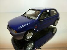 MINICHAMPS FORD FIESTA 16V 1995 - PURPLE/BLUE 1:43 - EXCELLENT CONDITION 4