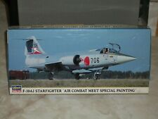 Hasegawa 1/72 Scale F-104J Starfighter 'Air Combat Meet Special Painting'