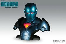 Sideshow Collectibles Iron Man Stealth Legendary Scale Bust Lsb Statue Avengers
