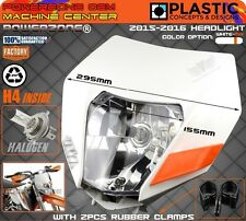 Motorcycle Dirt Bike Motocross Universal Headlight For KTM SX EXC XCF SXF SMR