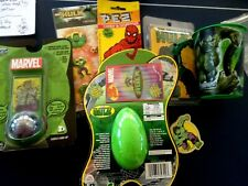Incredible Hulk Silly Putty  2003  - New -  With Stickers and Pez - Other Extras
