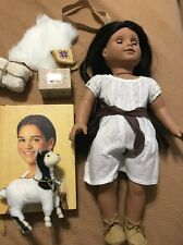 Josephina American Girl Doll Goat, Accessories Sack Fur