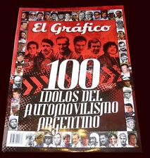 100 IDOLS ARGENTINE CAR RACING - El Grafico Special magazine 2013