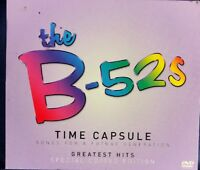 The B-52's - Time Capsule: Songs For A Future Generation Special CD+DVD Edition