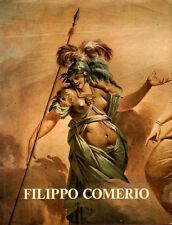Filippo Comerio - Dipinti, disegni, maioliche. Renzo Mangili. 1978. MB15