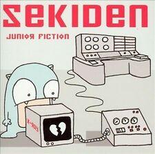SEKIDEN - JUNIOR FICTION NEW CD