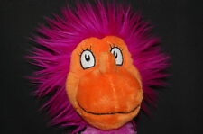 "Wocket in my Pocket 18"" PLUSH Kohls Dr Seuss Orange Pink STUFFED ANIMAL LOVEY"
