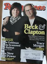 Rolling Stone Magazine Issue 1099 March 2010 Beck Clapton Girl Power