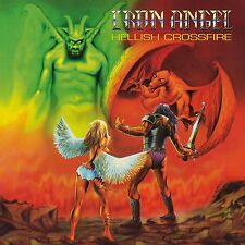 IRON ANGEL - Hellish Crossfire LP - Classic THRASH METAL - new copy