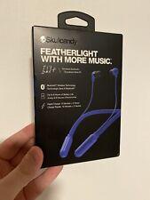 Skullcandy Ink'd In-Ear Bluetooth Wireless Headphones Headset w/Mic + Remote