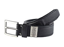 Dickies Be101 Rockland Rivited Reinforced Holes BUCKELED Belt Black XL