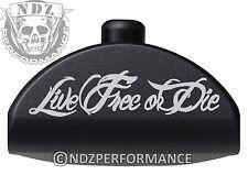 For Glock Gen 4-5 Grip Plug 17 19 22 23 24 32 34 35 BK AL6 Live Free or Die 1