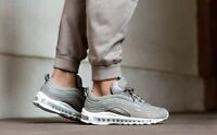 NIKE AIR MAX 97 Grey Suede -Cobblestone UNISEX TRAINERS ALL SIZES- Limited Pairs