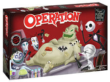 OPERATION® Tim Burton's The Nightmare Before Christmas Collector's Edition 2016