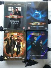 Doctor Who The Complete First + Second + Third + Forth Series