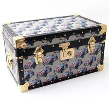 Hergest Classic Mini Storage Travelling Trunk - Classic Mini Design