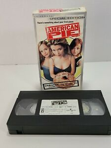 American Pie (VHS, 2000, Special Edition - Unrated Version)