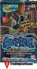 Dragon Ball Super Card Game - Expansion Booster 03 : Giant Force