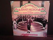 LP 25 Jahre Ernst Mosch-Jubiläumsgrüsse- Telefunken 6.28 539-01