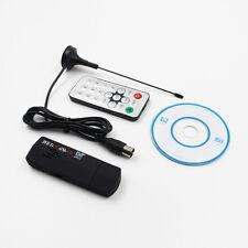 USB SDR+DAB+FM TV Tuner DVB-T Digital Mobile Micro Receiver Stick for PC Laptop