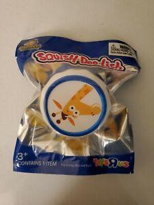DISCONTINUE Toys R Us Geoffrey Giraffe Birthday Squish Dee Lish Squishy Cake Toy