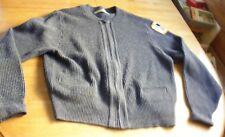 Us Mail postal worker sweater zip up Vintage 1970s L/Xl Los Angeles Ca