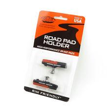 Brake Holder Shoes Pad set de Vélo Route Kool-Stop KS-RHD Dura Plaquette jue