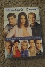 Dawsons Creek - The Complete Fourth Season (DVD, 2004, 4-Disc Set) New
