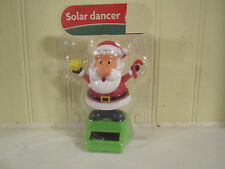 santa solar dancing Christmas holiday new in package