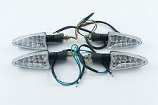 Univesal front and rear indicators set for Lexmoto XTR125 KS125-23 SJ125-23