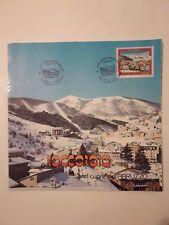 Brochure Turismo Roccaraso nel cuore dell'Abruzzo anno 1991