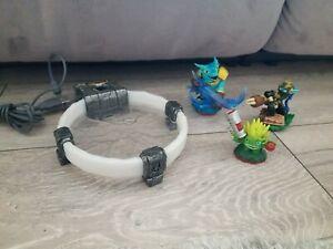 Skylanders Trap Team portal figures wii ps3 Wii U