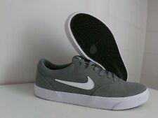 Zapatillas casual de hombre Nike SB Charge Suede, Color Gris, Talla 43, Skate.