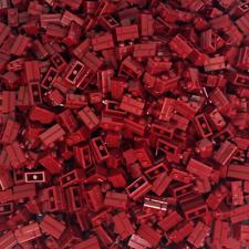 LEGO® 1x2 Mauersteine Dunkelrot / Mauersteine Bricks / Dark Red 98283
