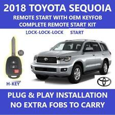 remote car starters for toyota sequoia ebayplug \u0026 play remote start 2018 toyota sequoia