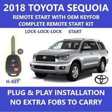 PLUG & PLAY REMOTE START 2018 TOYOTA SEQUOIA