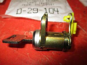 Door Lock Cylinder FOR  SUBARU DL,GL,LOYALE 1985-1994 = LEFT SIDE