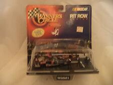 NASCAR 1:64 Winner's Circle Pit Row Series #1 Dale Earnhardt JR Coca-Cola Bear