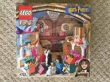 Lego Harry Potter #4723 Diagon Alley Shops NEW Sealed